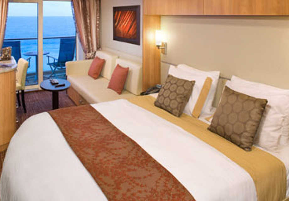 Celebrity Reflection - Rooms - Concierge Class