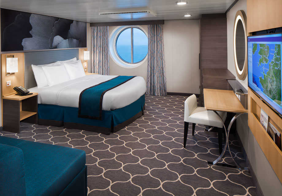 Ocean View Stateroom Accessible