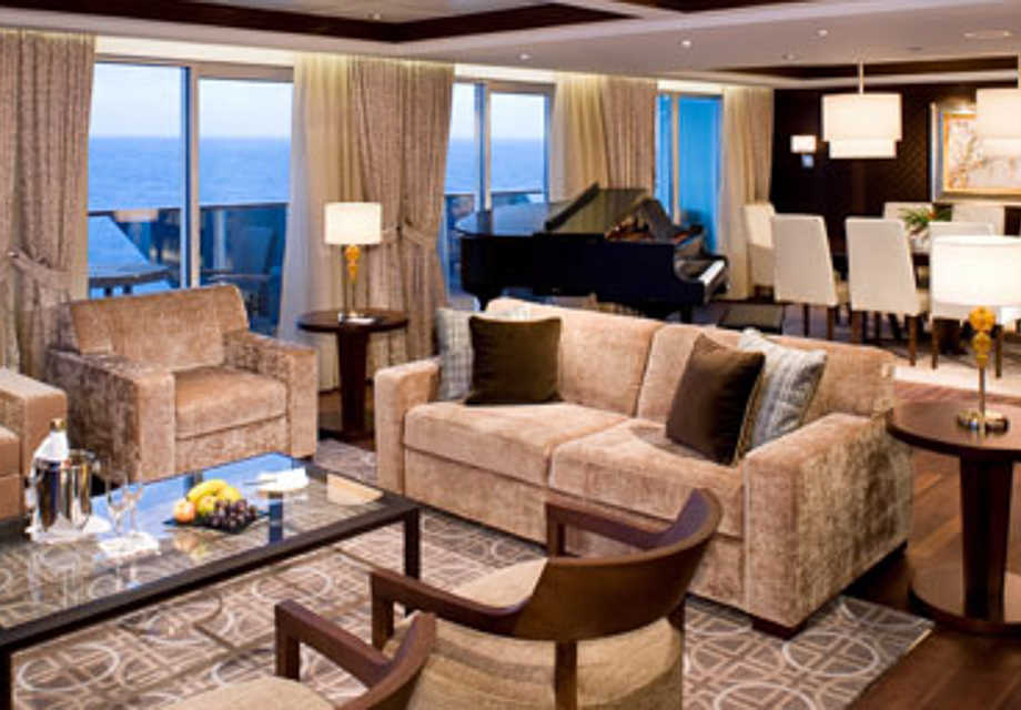 Celebrity Solstice - Rooms - Penthouse Suite