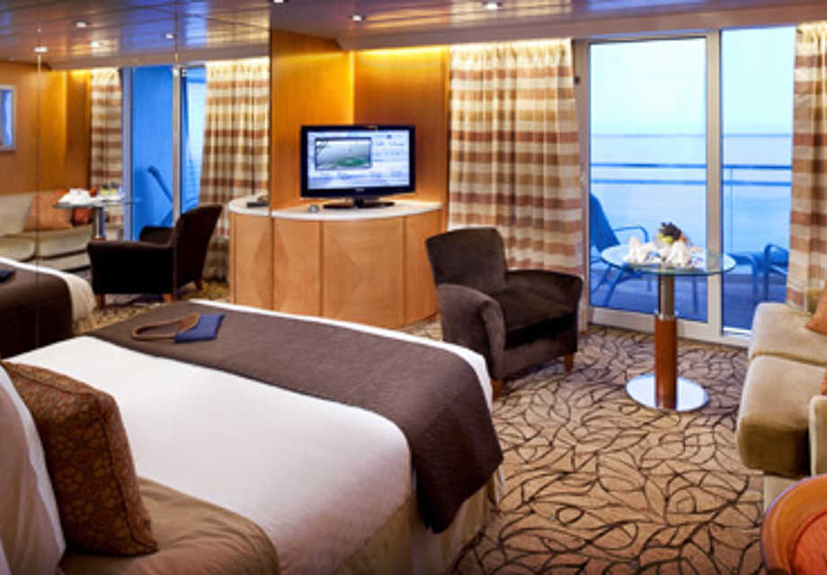 Celebrity Summit - Rooms - Sky Suite