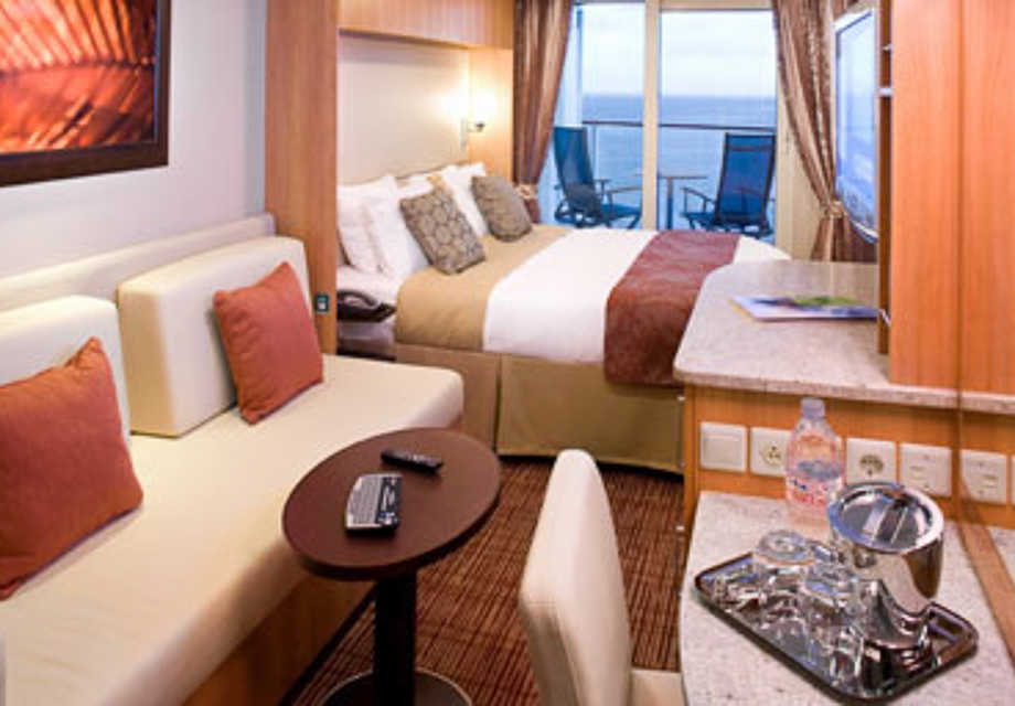 Celebrity Summit - Rooms - AquaClass Stateroom