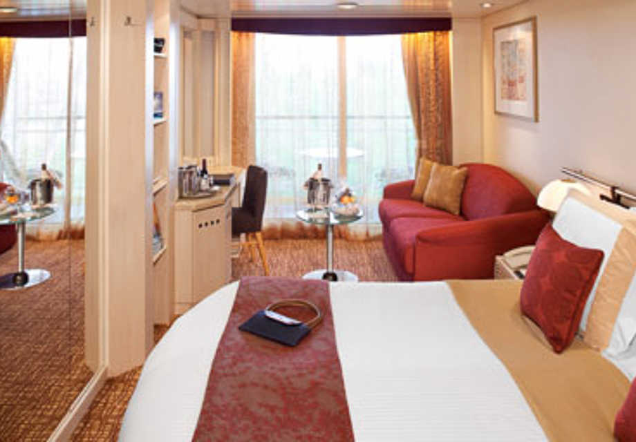 Celebrity Summit - Rooms - Concierge Class