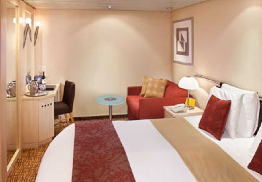 Celebrity Summit - Rooms - Inside Stateroom