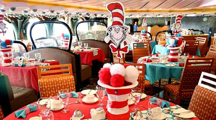 Seuss at Sea