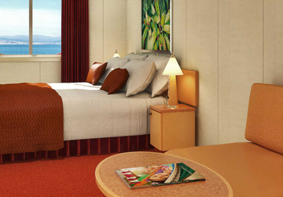 Carnival Dream - Rooms - Oceanview
