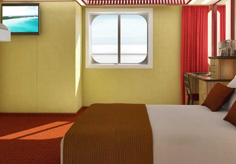 Carnival Dream - Rooms - Cloud 9 Spa Oceanview