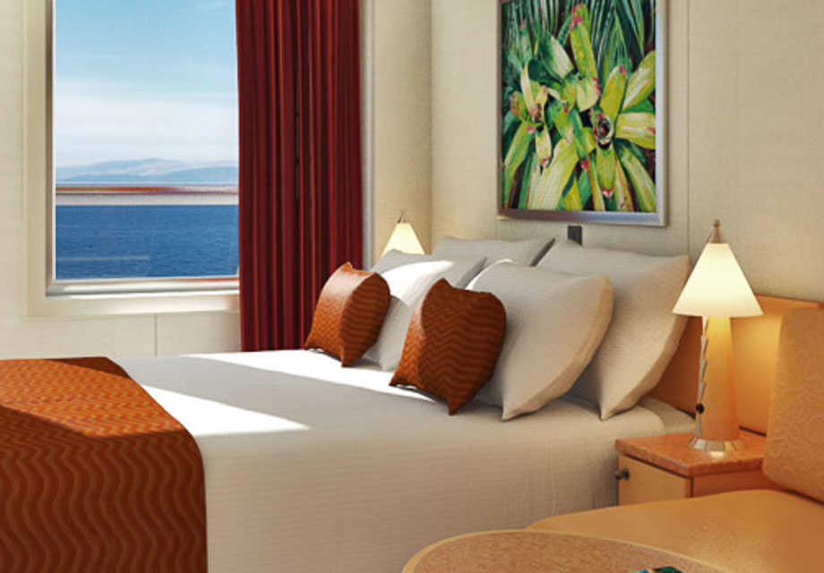 Carnival Dream - Rooms - Balcony