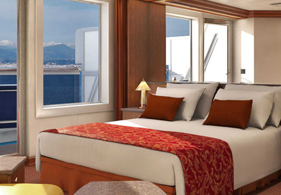 Carnival Dream - Rooms - Junior Suite