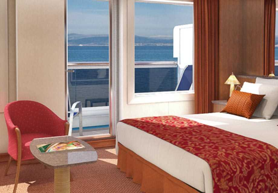 Carnival Dream - Rooms - Ocean Suite