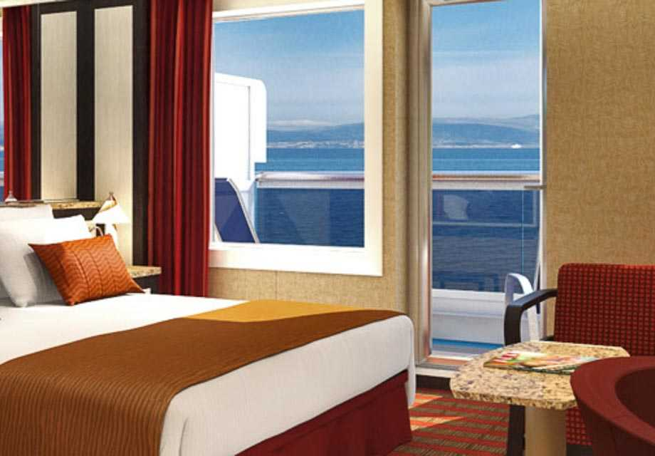 Carnival Dream - Rooms - Cloud 9 Spa Suite