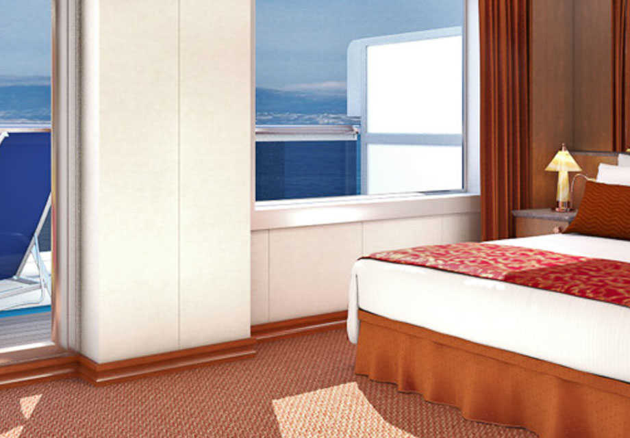Carnival Dream - Rooms - Grand Suite