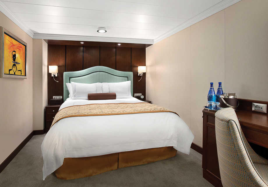 Oceania Riviera - Rooms - Inside-Stateroom