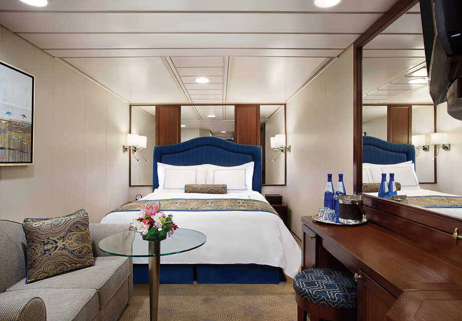 Oceania Sirena - Rooms - Inside Stateroom