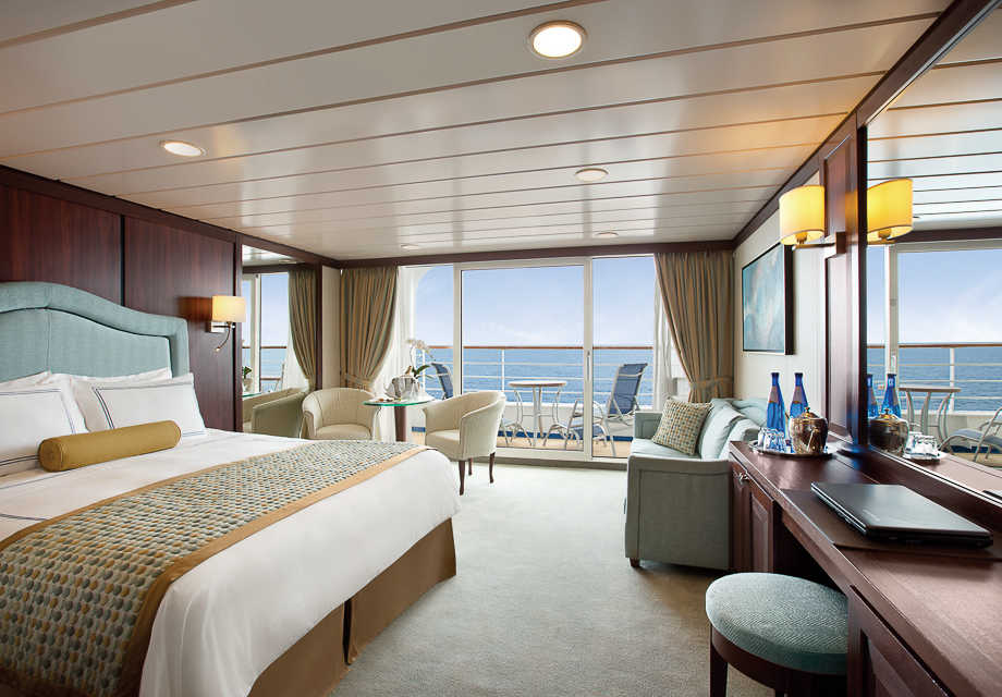 Oceania Sirena - Rooms - Penthouse Suite