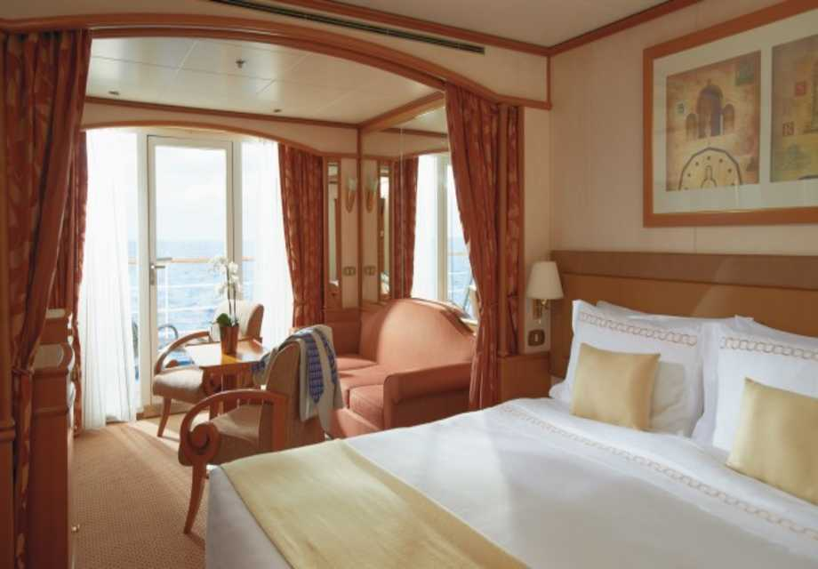 Silver Cloud - Rooms - Veranda & Deluxe Veranda Suite