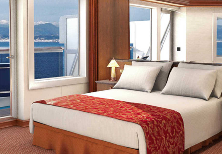 Carnival Glory - Rooms - Junior Suite