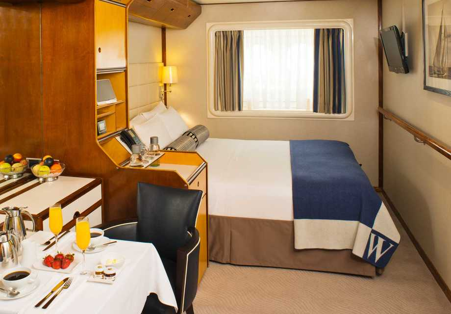 Wind Spirit - Rooms -Stateroom
