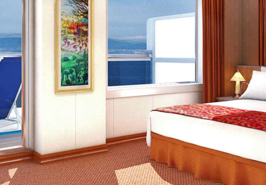 Carnival Liberty - Rooms - Grand Suite