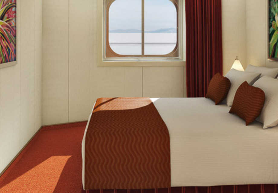 Carnival Magic - Rooms - Interior with Picture Window
