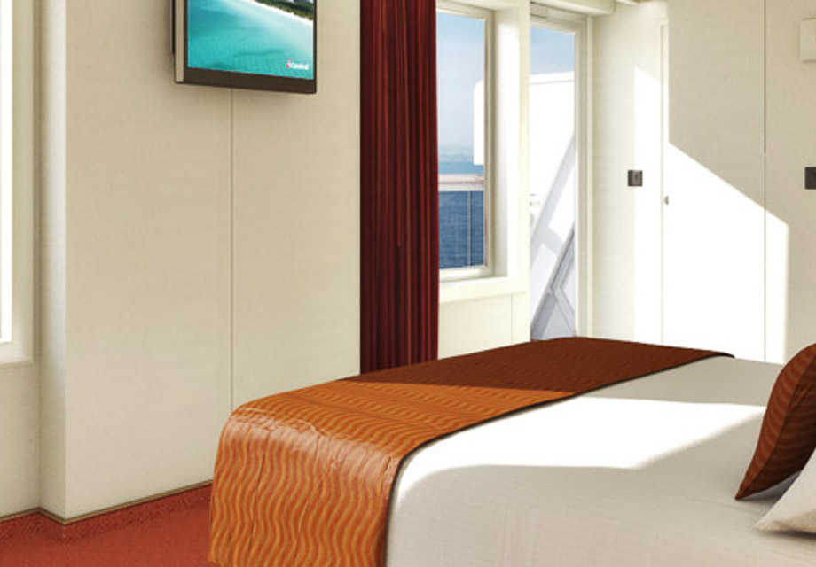 Carnival Magic - Rooms - Large Balcony