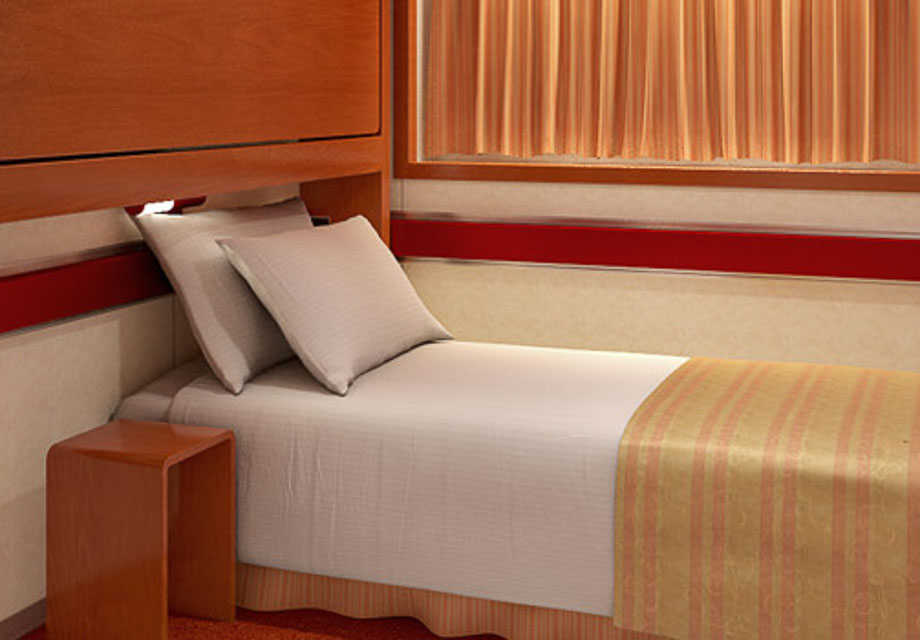 Carnival Sensation - Rooms - Interior Upper & Lower