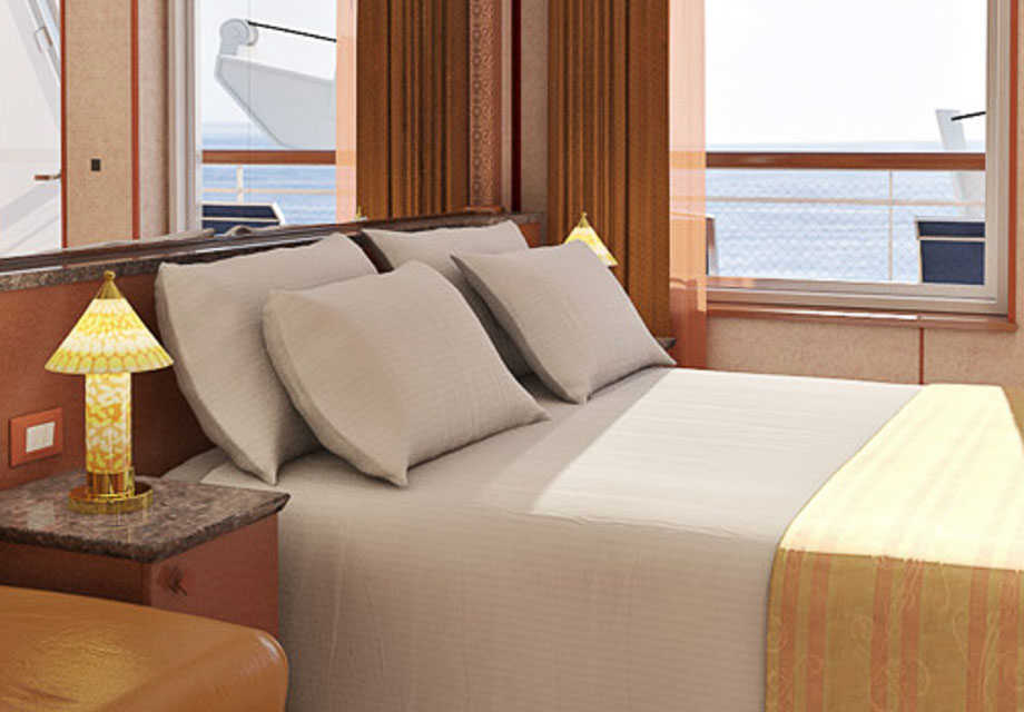 Carnival Sensation - Rooms - Junior Suite