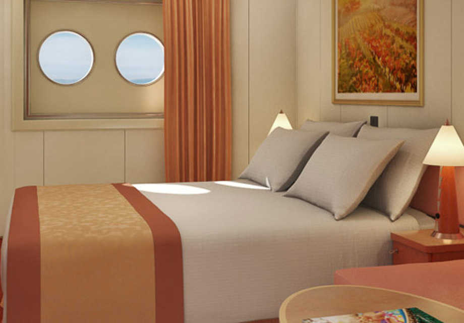 Carnival Valor - Rooms - Porthole