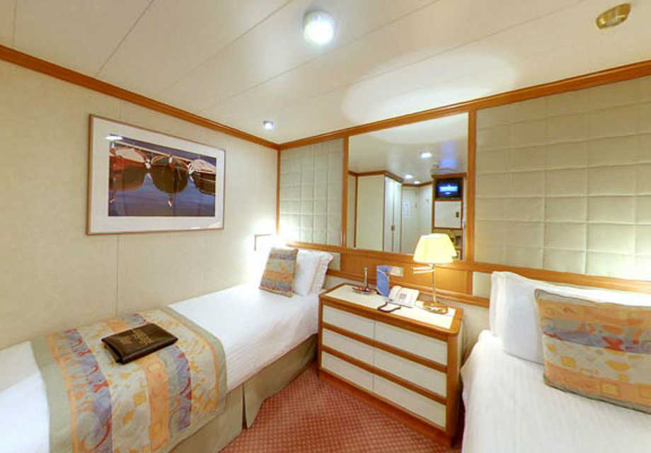 P&O Oceana - Rooms - Inside Cabin