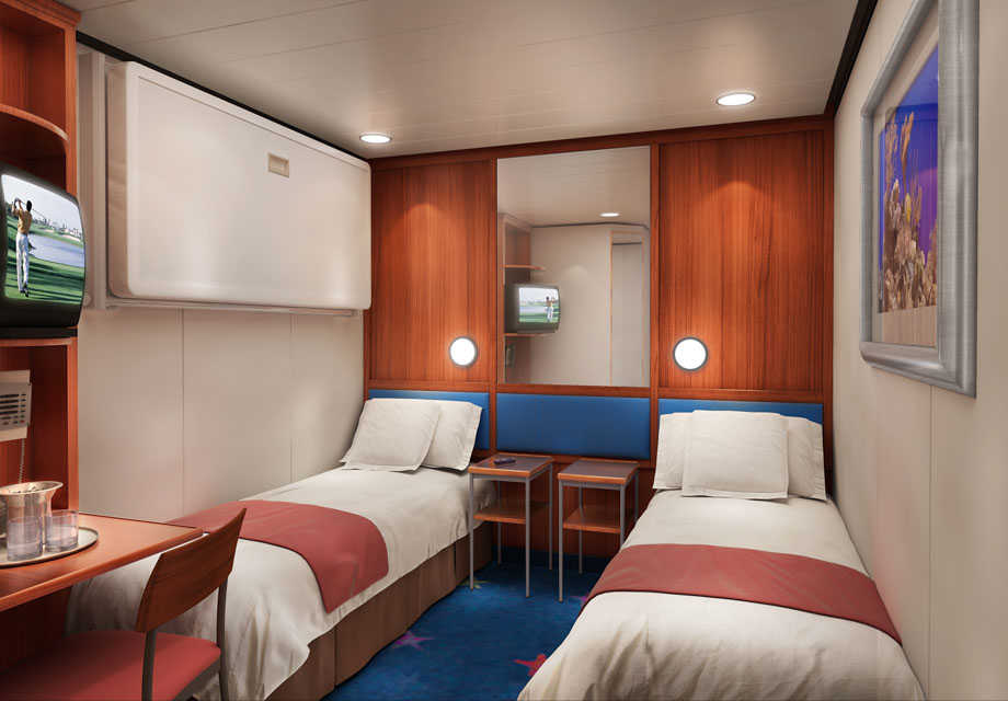 Norwegian Dawn - Rooms - Inside