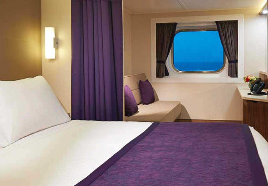 Norwegian Breakaway - Rooms - Family Oceanview