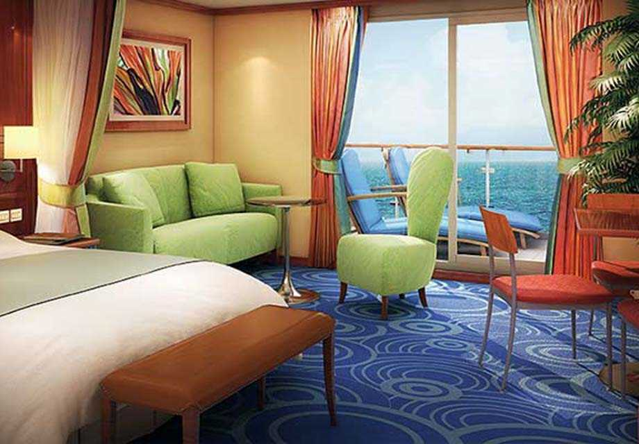 Norwegian Dawn - Rooms - Penthouse