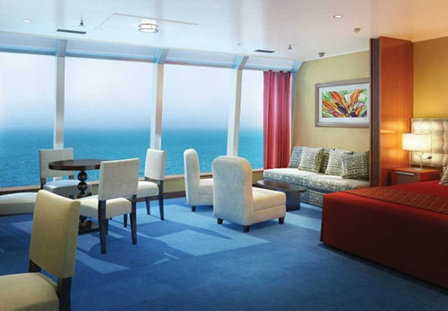 Norwegian Dawn - Rooms - Family Suite