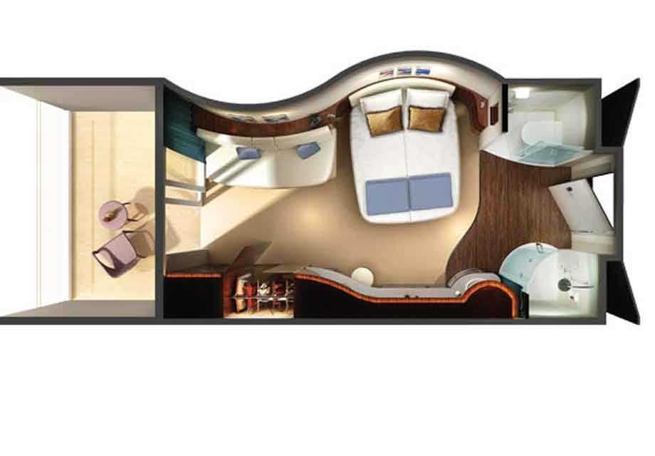 Norwegian-Epic---Rooms---Spa-Balcony---Plan