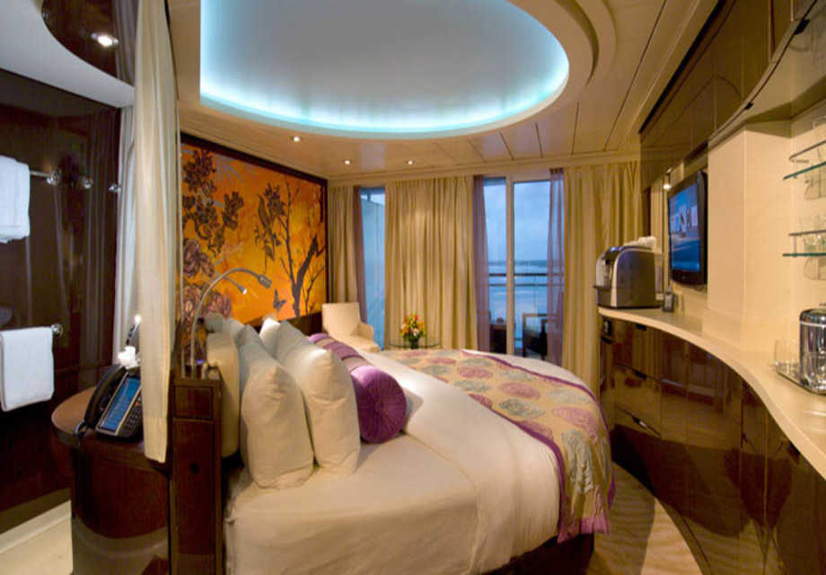 Norwegian Epic - Rooms - The Haven Aft-Facing Penthouse