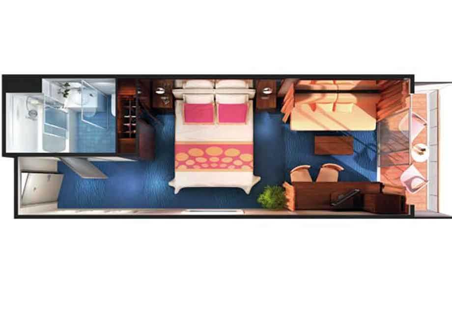 Norwegian-Gem---Rooms---Mini-Suite---Plan