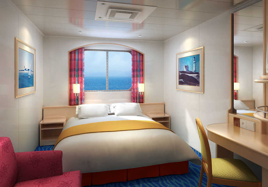 Norwegian Sky - Rooms - Oceanview