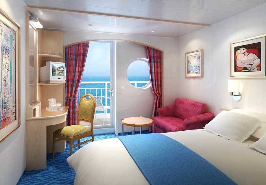 Norwegian Sky - Rooms - Balcony