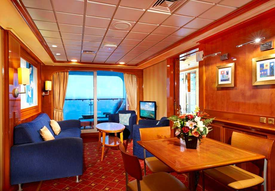 Norwegian Star - Rooms - 2-Bedroom Family Suite