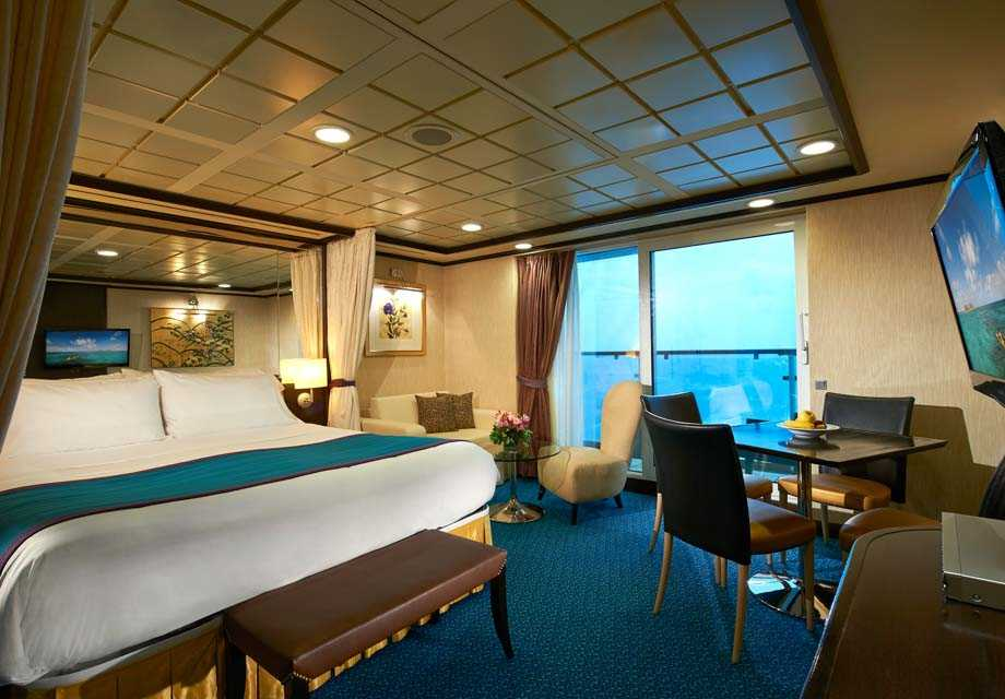 Norwegian Star - Rooms - Aft-Facing Penthouse