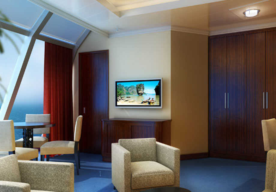 Norwegian Star - Rooms - Deluxe Owner's Suite
