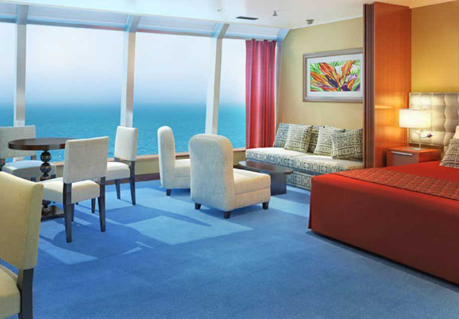 Norwegian Star - Rooms - Family Suite