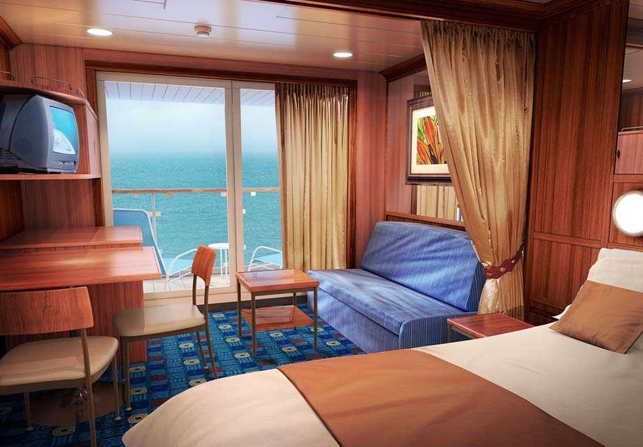 Norwegian Star - Rooms - Mini Suite