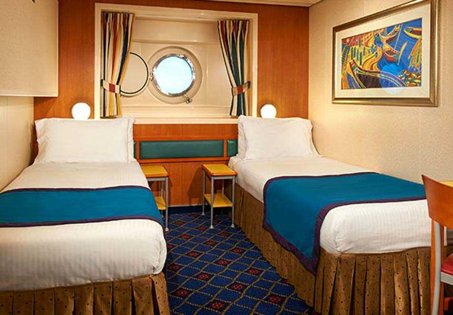 Norwegian Star - Rooms - Oceanview Porthole