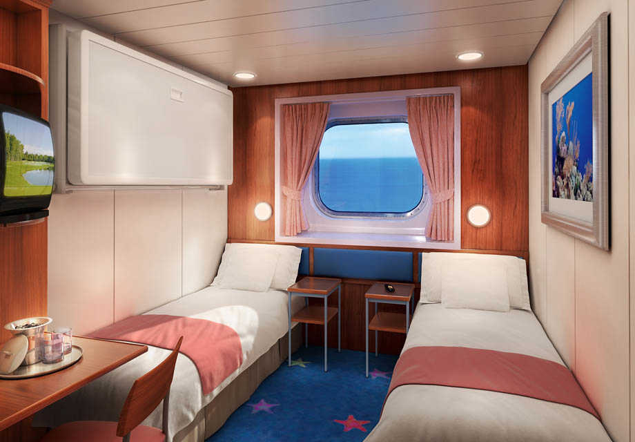 Norwegian Star - Rooms - Oceanview Picture Window