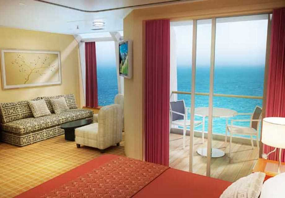 Norwegian Star - Rooms - Penthouse Suite