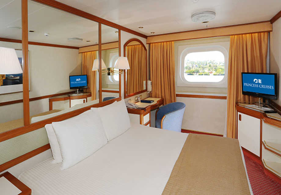 Dawn Princess - Rooms - Premium & Oceanview