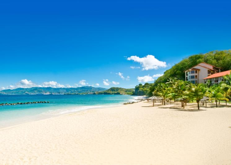 Sandals LaSource Grenada Resort & Spa, Grenada, Pink Beach