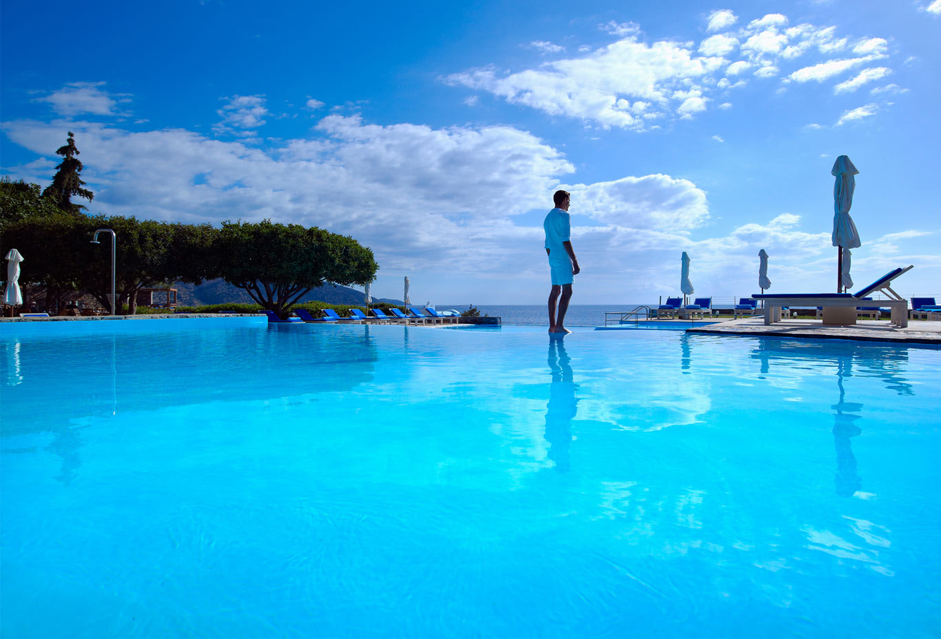 St Nicholas Bay - Crete