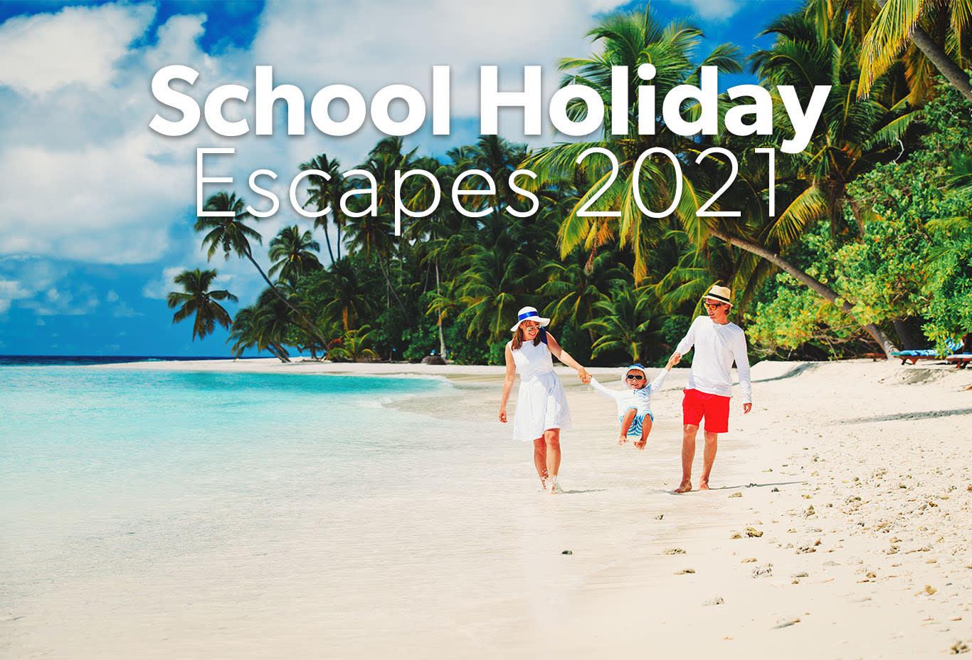 School Holidays 2021