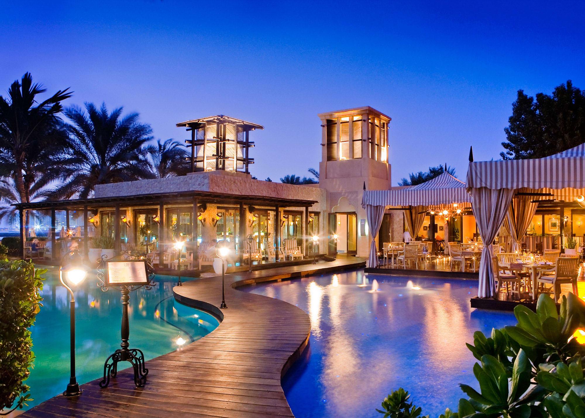 One&Only Royal Mirage Arabian Court, Dubai, Eauzone